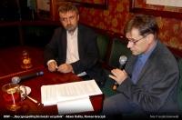 O książce Janusz Kurtyka RZECZPOSPOLITEJ  HISTORYK I URZĘDNIK - kkw 107 - 18 11 2014 - kurtyka - fot. l. jaranowski 006