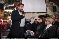 Rodziny smoleńskie dopraszają się sprawiedliwości - kkw 57 - malgorzata wassermann 15.10.2013 - fot © leszek jaranowski 002
